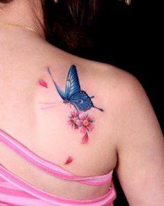 Bedeutet schmetterling tattoo was Tattoo